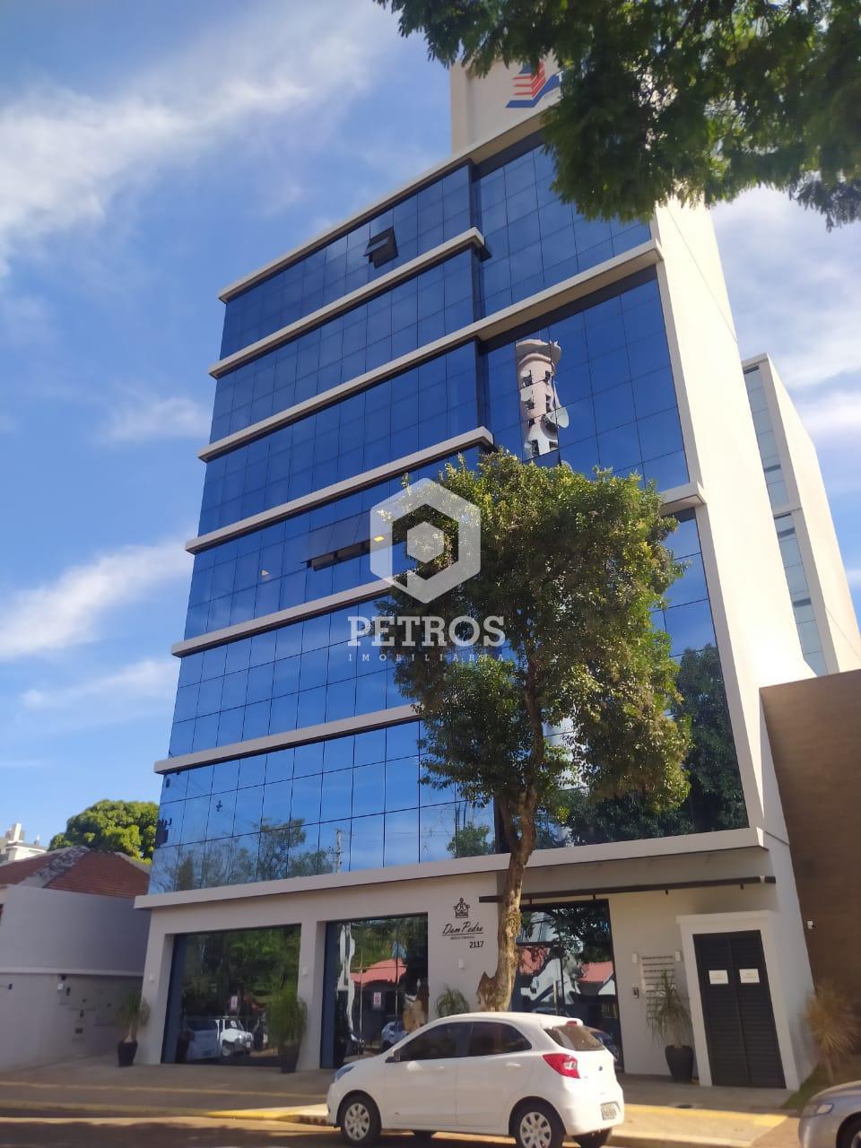 Sala Comercial - Edificio Dom Pedro