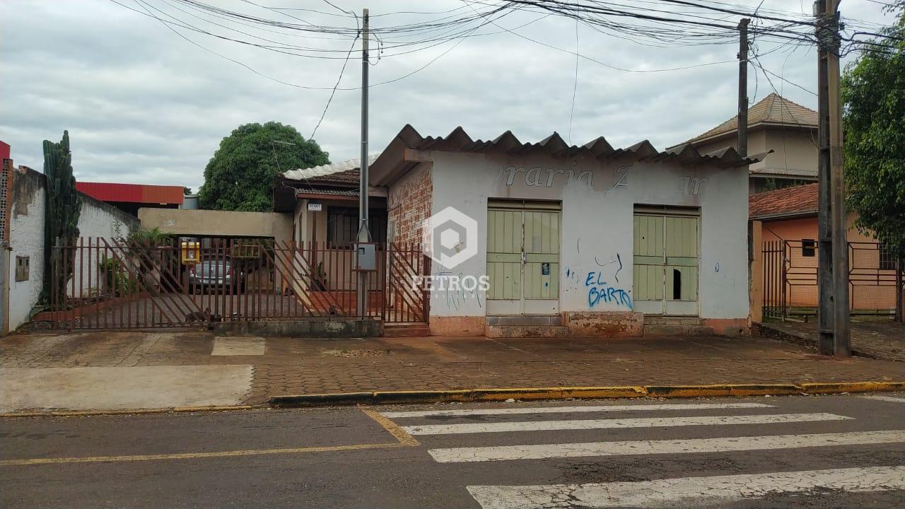 Terreno no Jd Porto Alegre