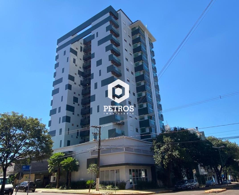Apartamento na Cobertura - Edifício Green Garden.