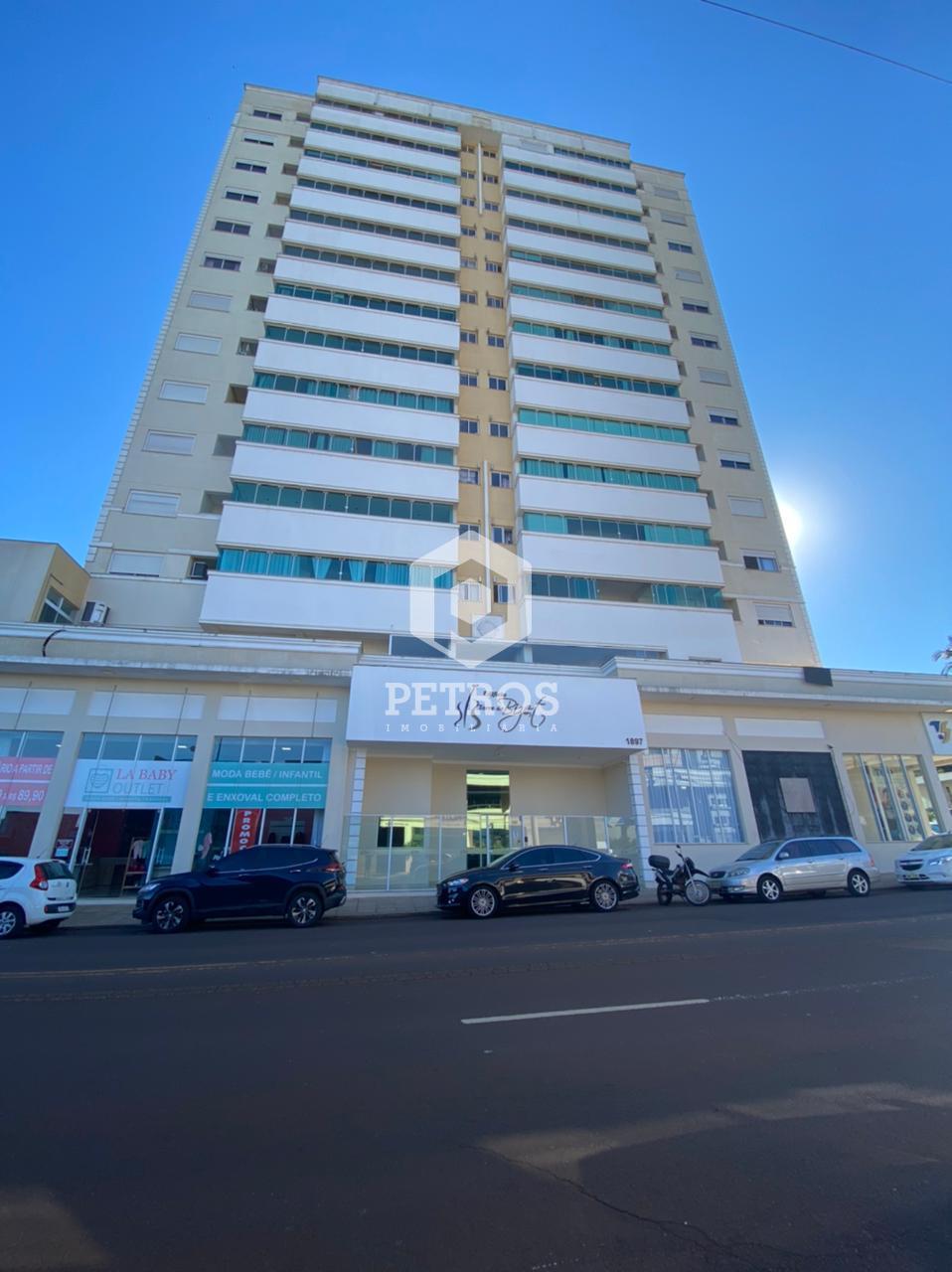Apartamento - Edifício Torre de Bizet
