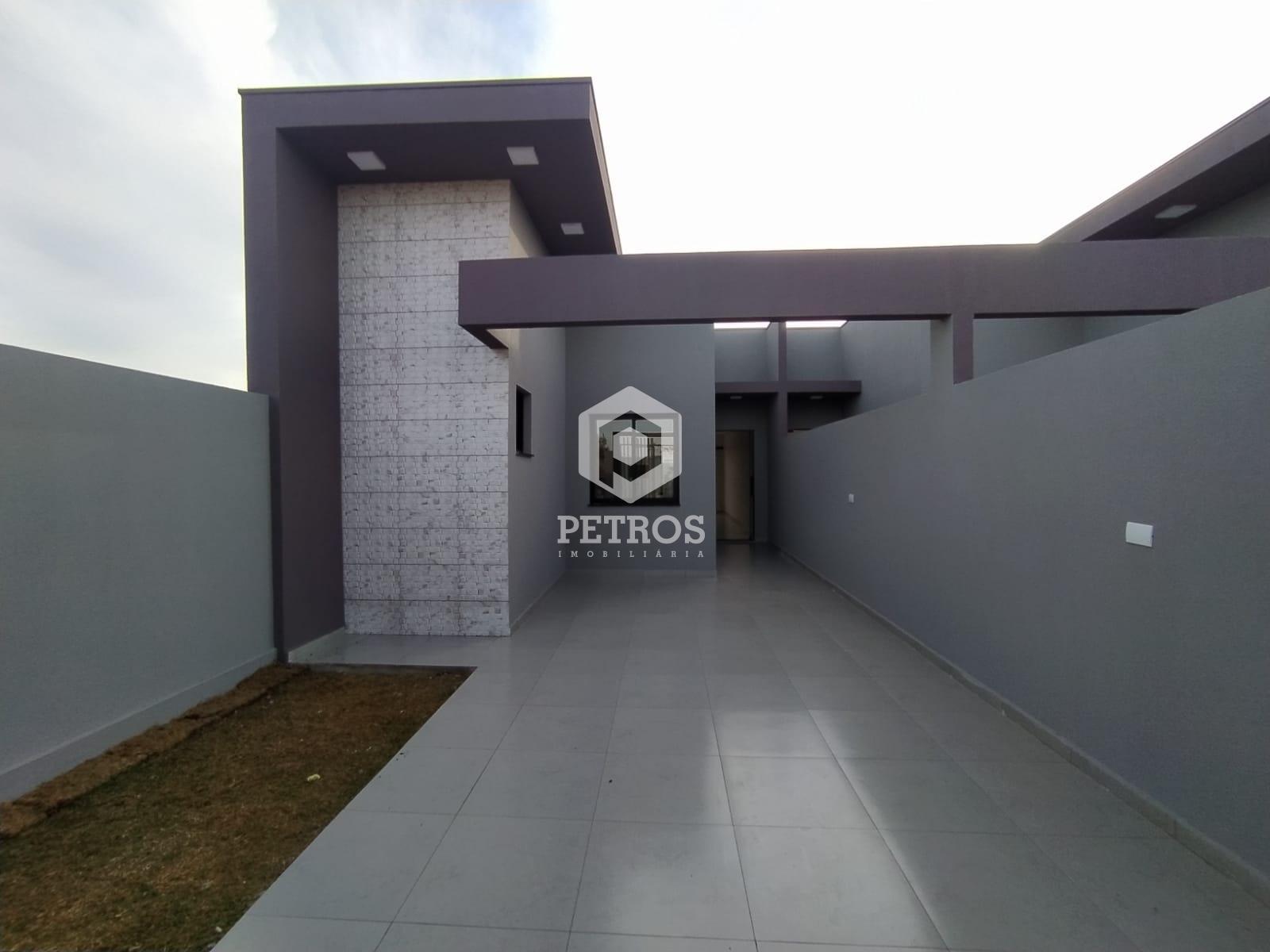 Casa com suíte - Loteamento Pinheirinho