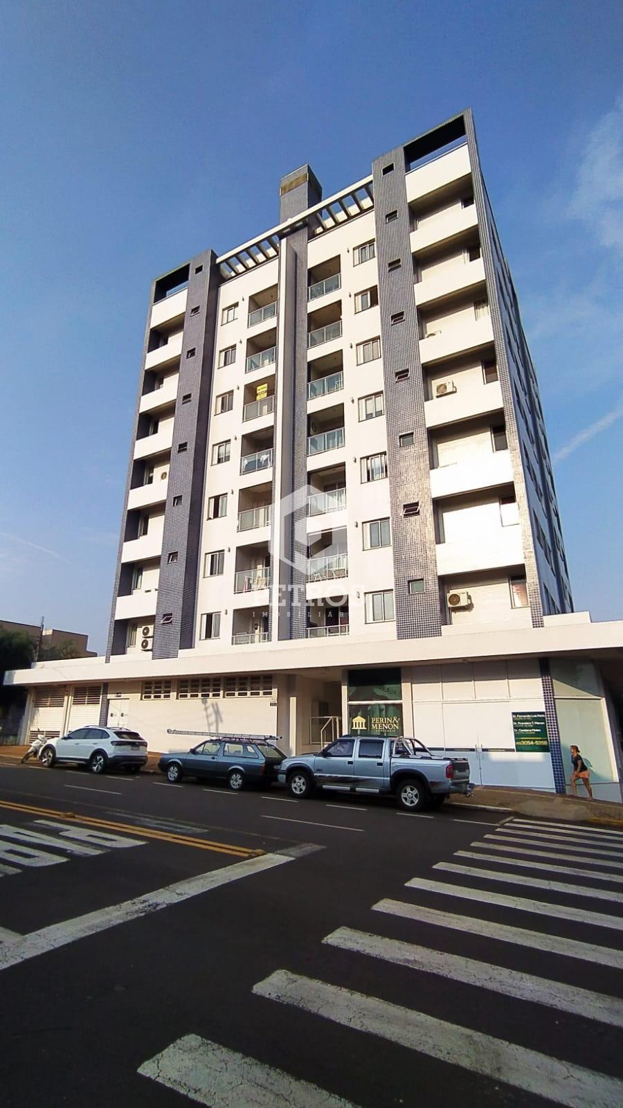 Apartamento Centro - Edifício Paraty