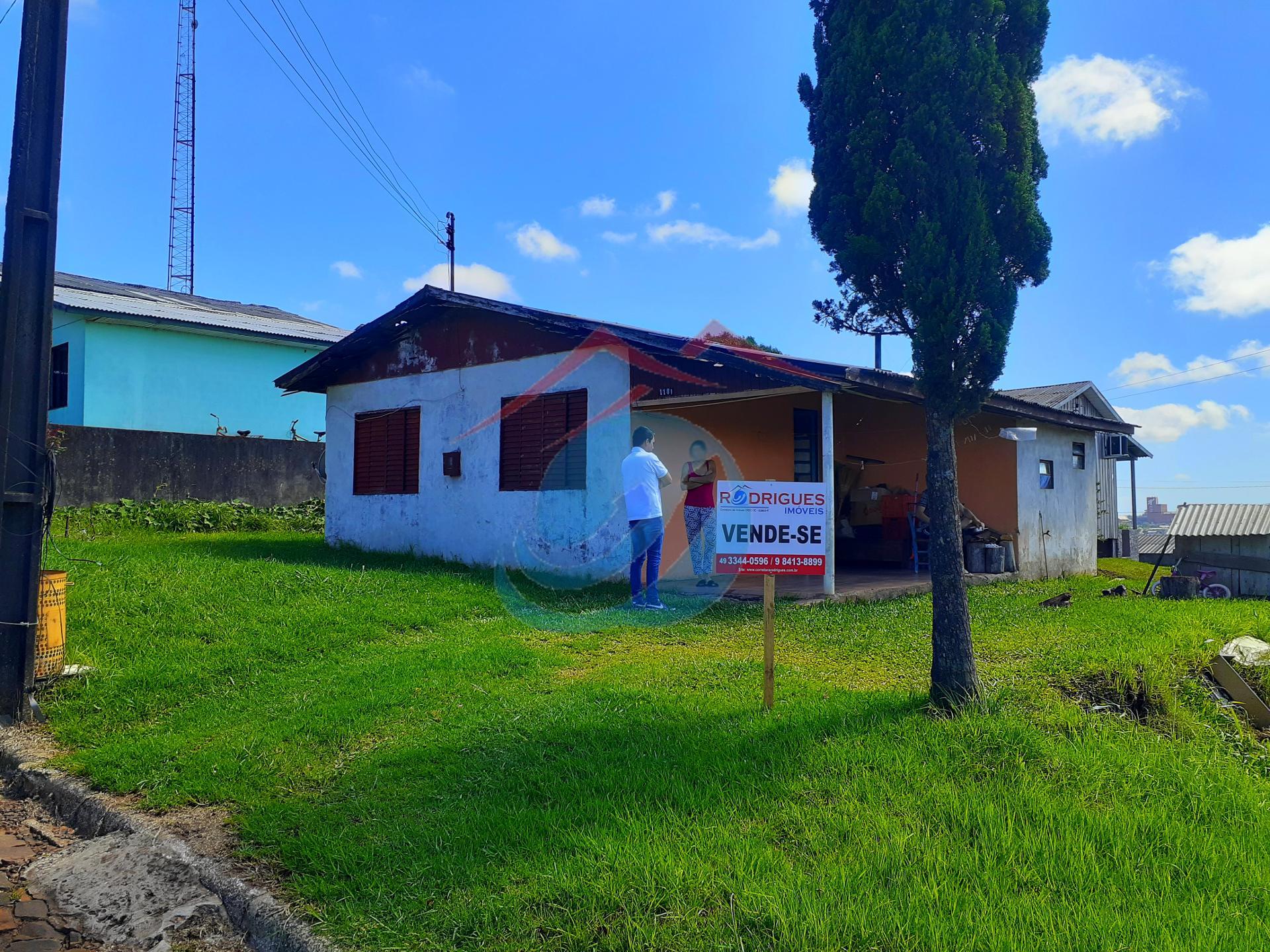 Casa à venda, SAO LOURENCO DO OESTE - SC