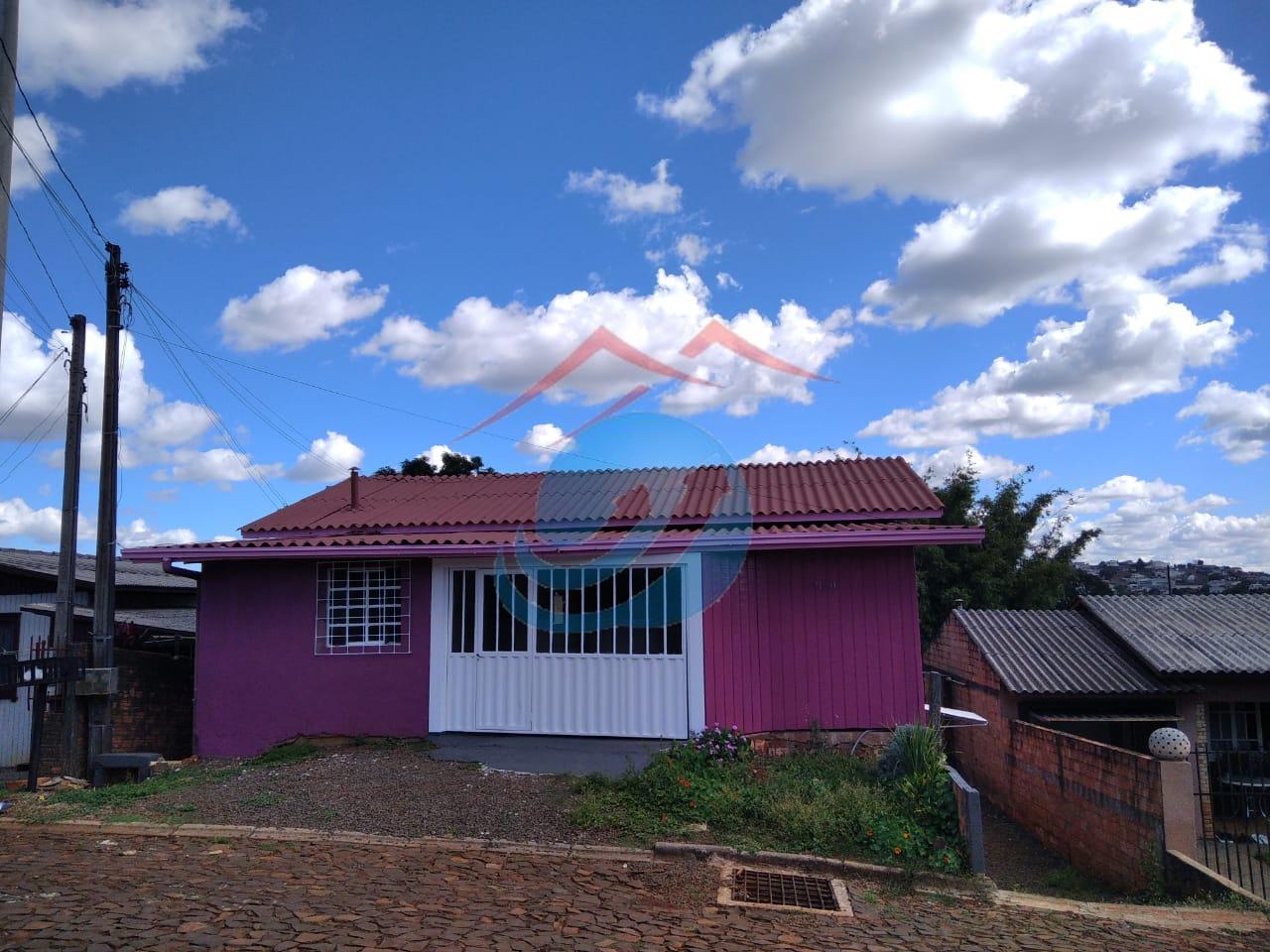 Casa com 2 dormitórios à venda, São Francisco , SAO LOURENCO DO OESTE - SC