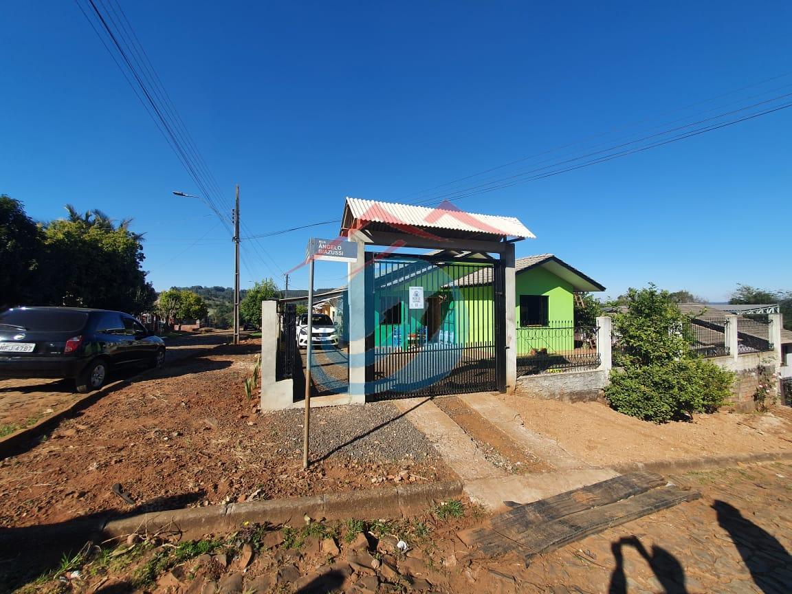Casa com 2 dormitórios à venda, Loteamento Livi, SAO LOURENCO DO OESTE - SC