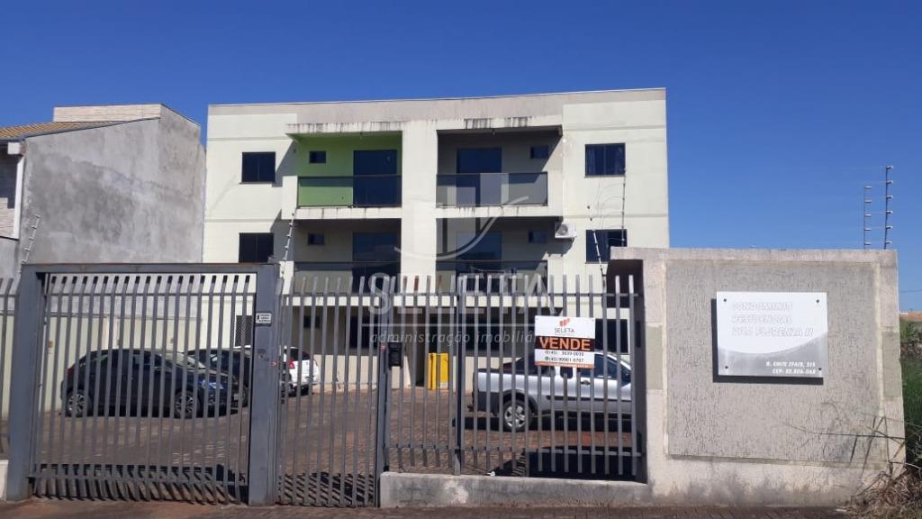 Apartamento à venda, SANTA CRUZ, CASCAVEL - PR