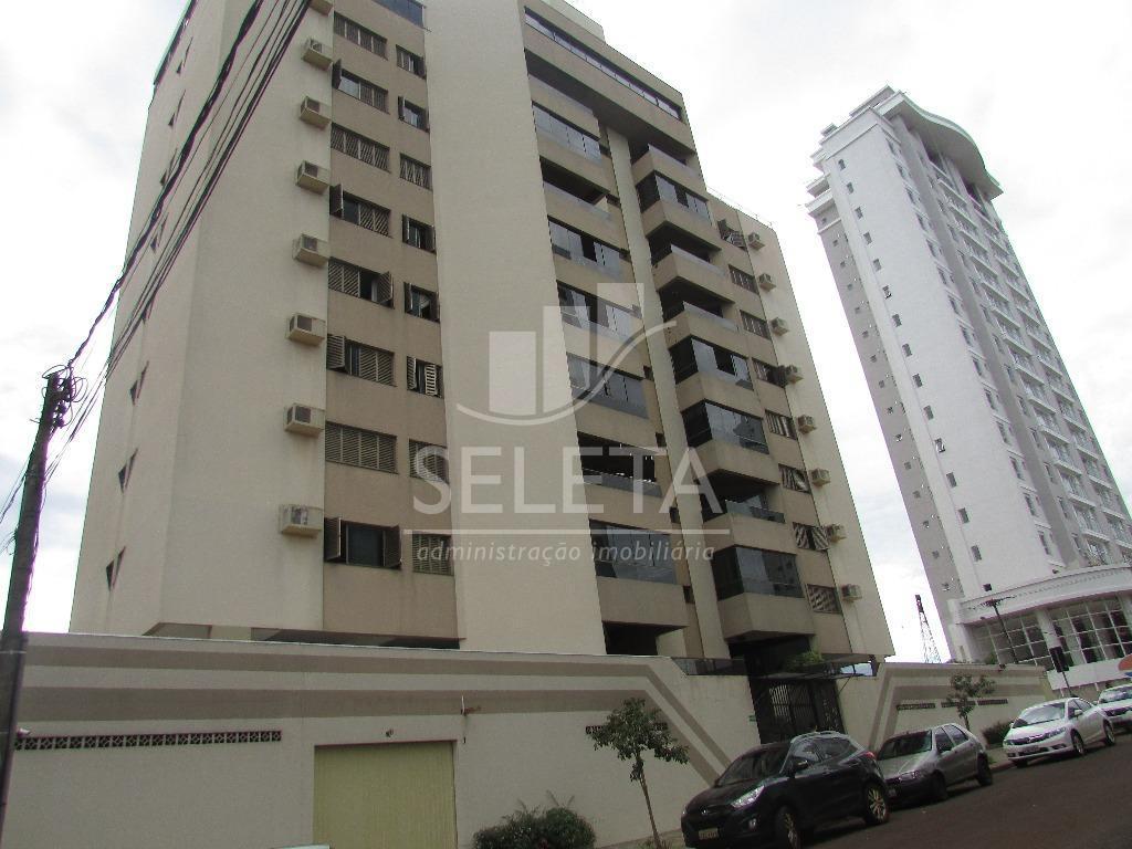 Apartamento à venda, CENTRO, CASCAVEL - PR