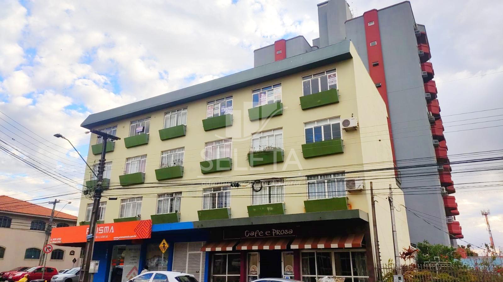 Apartamento com 3 dormitórios para locação, CENTRO, CASCAVEL - PR