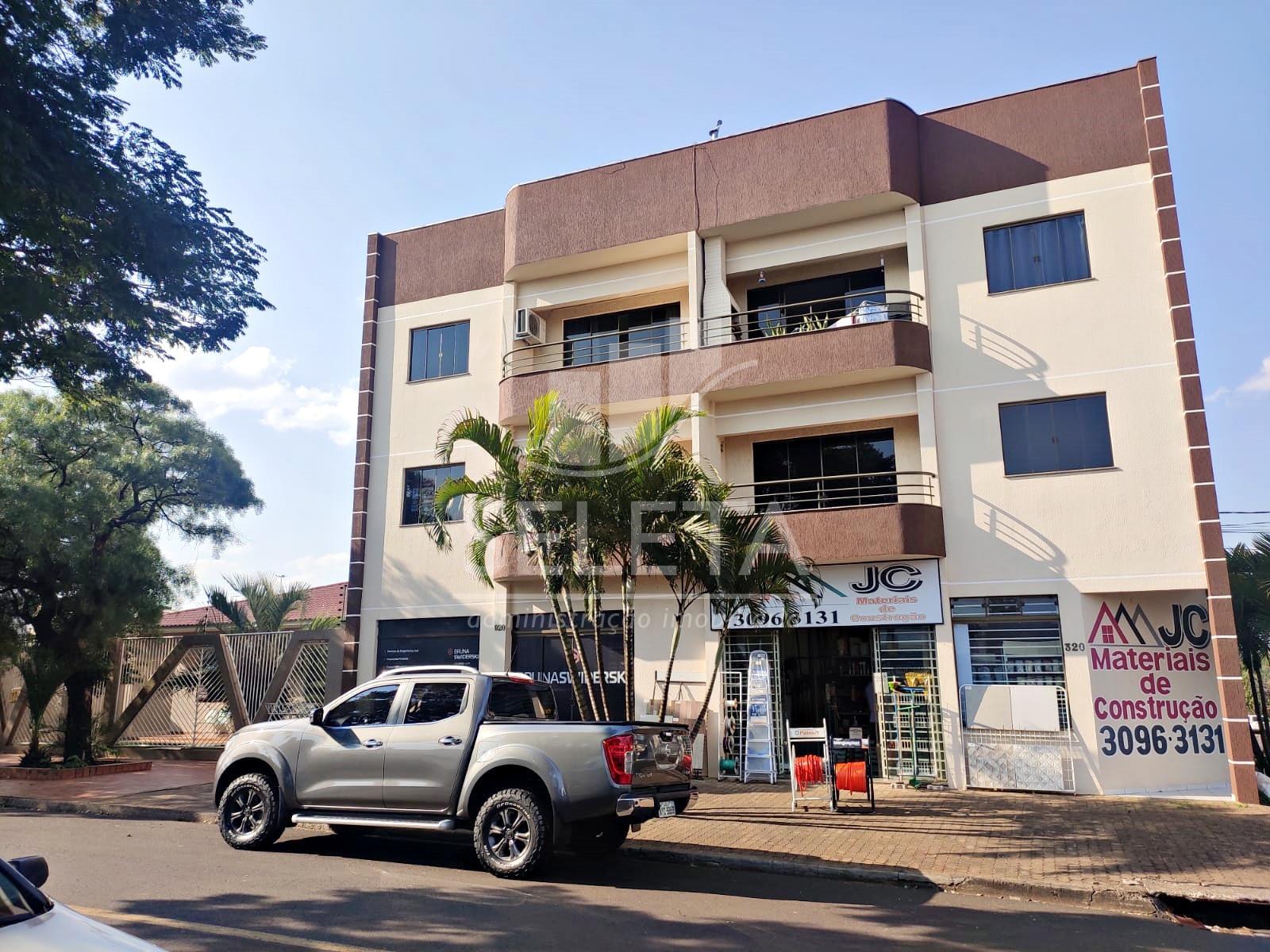 Apartamento com 3 dormitórios para locação, CASCAVEL - PR