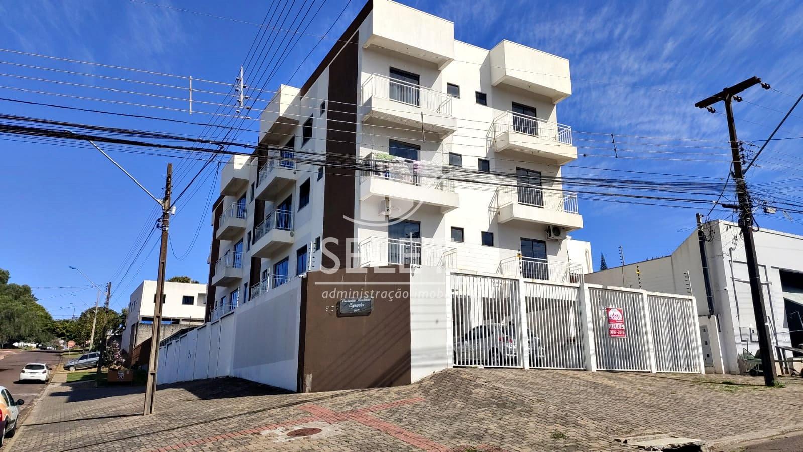 Apartamento com 2 dormitórios para locação, Claudete, CASCAVEL...