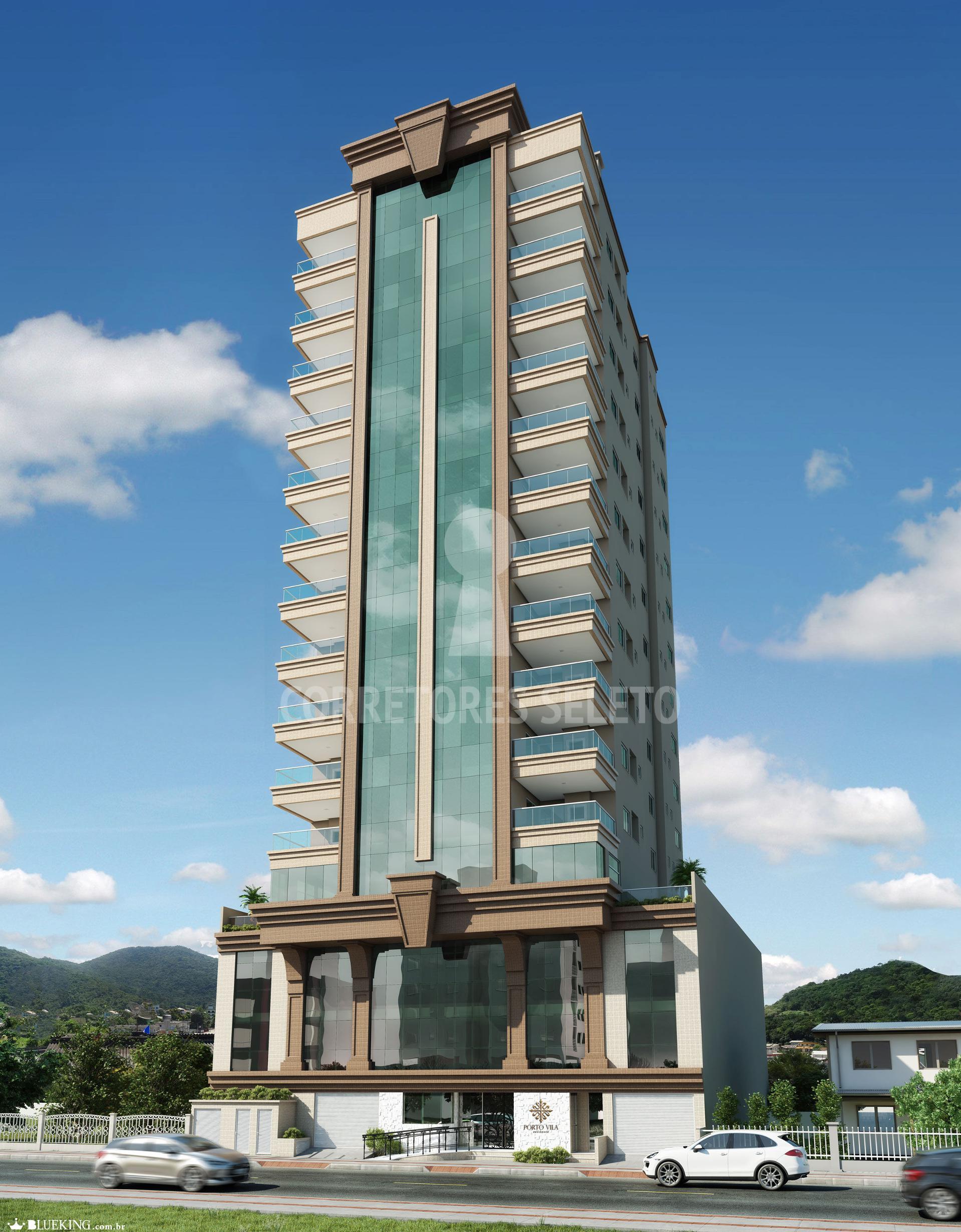 Apartamento com 4 dormitórios à venda,266.95 m², Meia Praia, I...