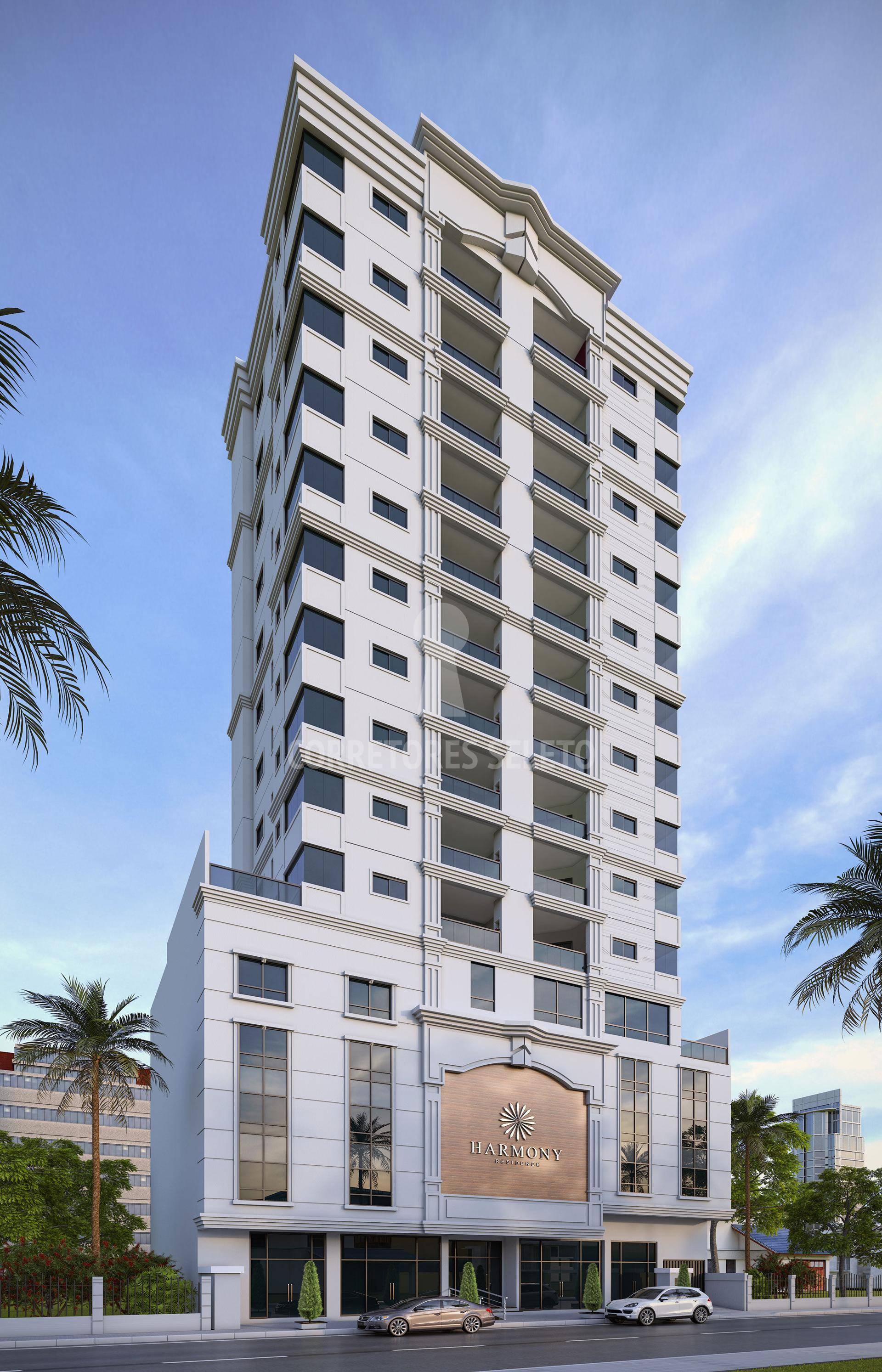 Apartamento com 3 dormitórios à venda, Meia Praia, ITAPEMA - SC