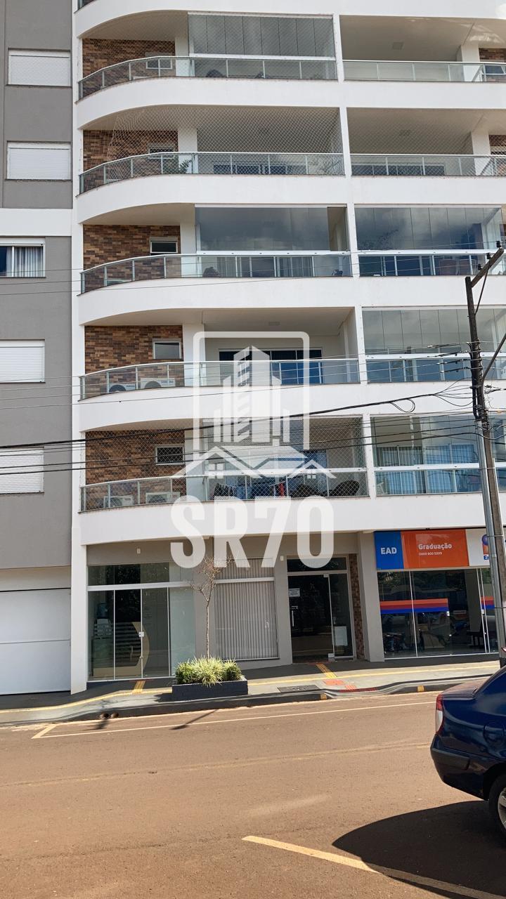 Apartamento com 3 dormitórios à venda, CENTRO, QUEDAS DO IGUACU - PR