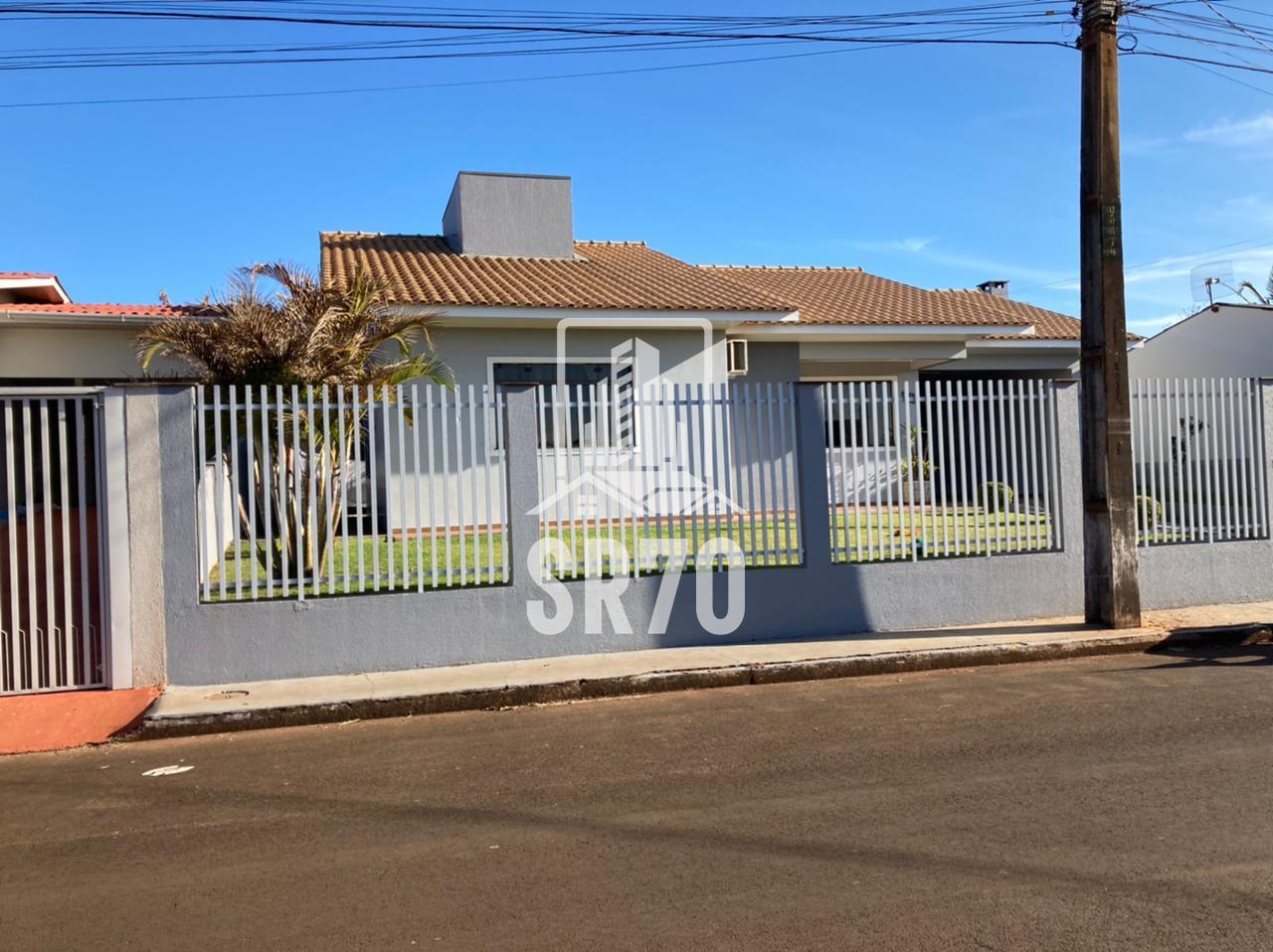 Casa com 3 dormitórios à venda, CENTRO, QUEDAS DO IGUACU - PR