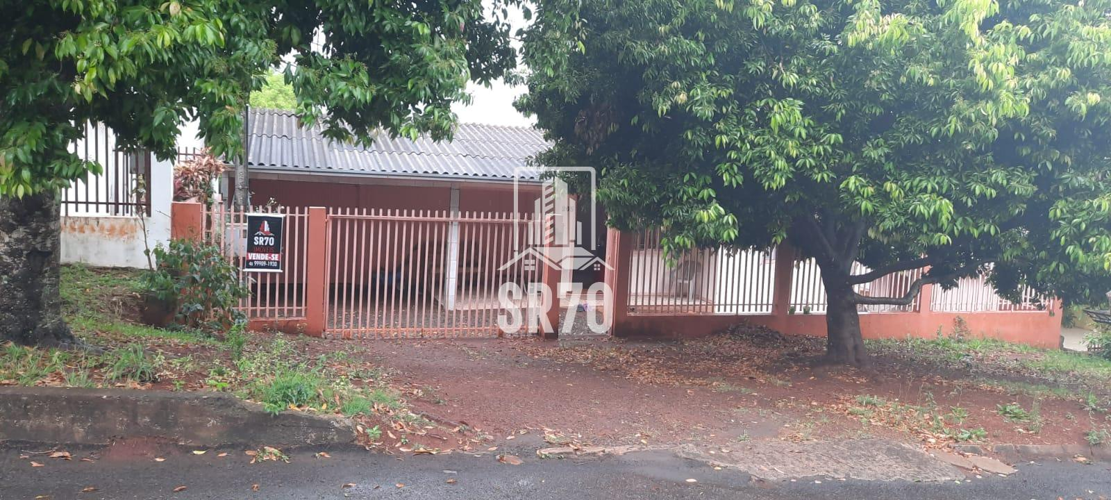 Casa com 2 dormitórios à venda, SÃO CRISTOVÃO, QUEDAS DO IGUACU - PR