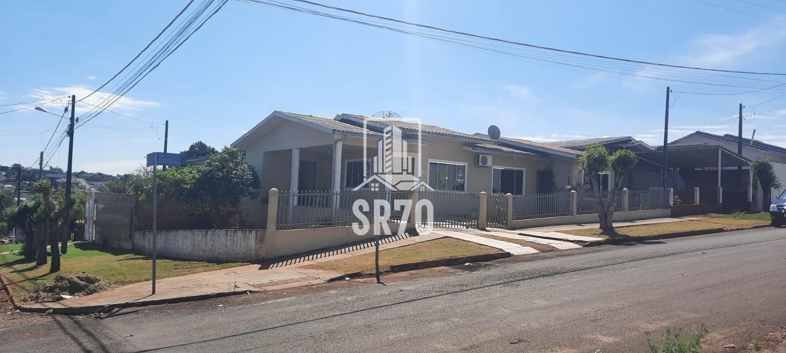Casa com 3 dormitórios à venda, ALTO RECREIO, QUEDAS DO IGUACU - PR