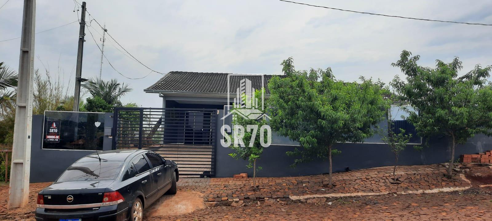 Casa com 3 dormitórios à venda, CENTRO, ESPIGAO ALTO DO IGUA - PR