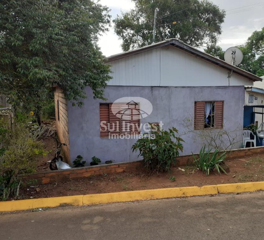 Vende casa mista no Bairro São João   ITA - SC