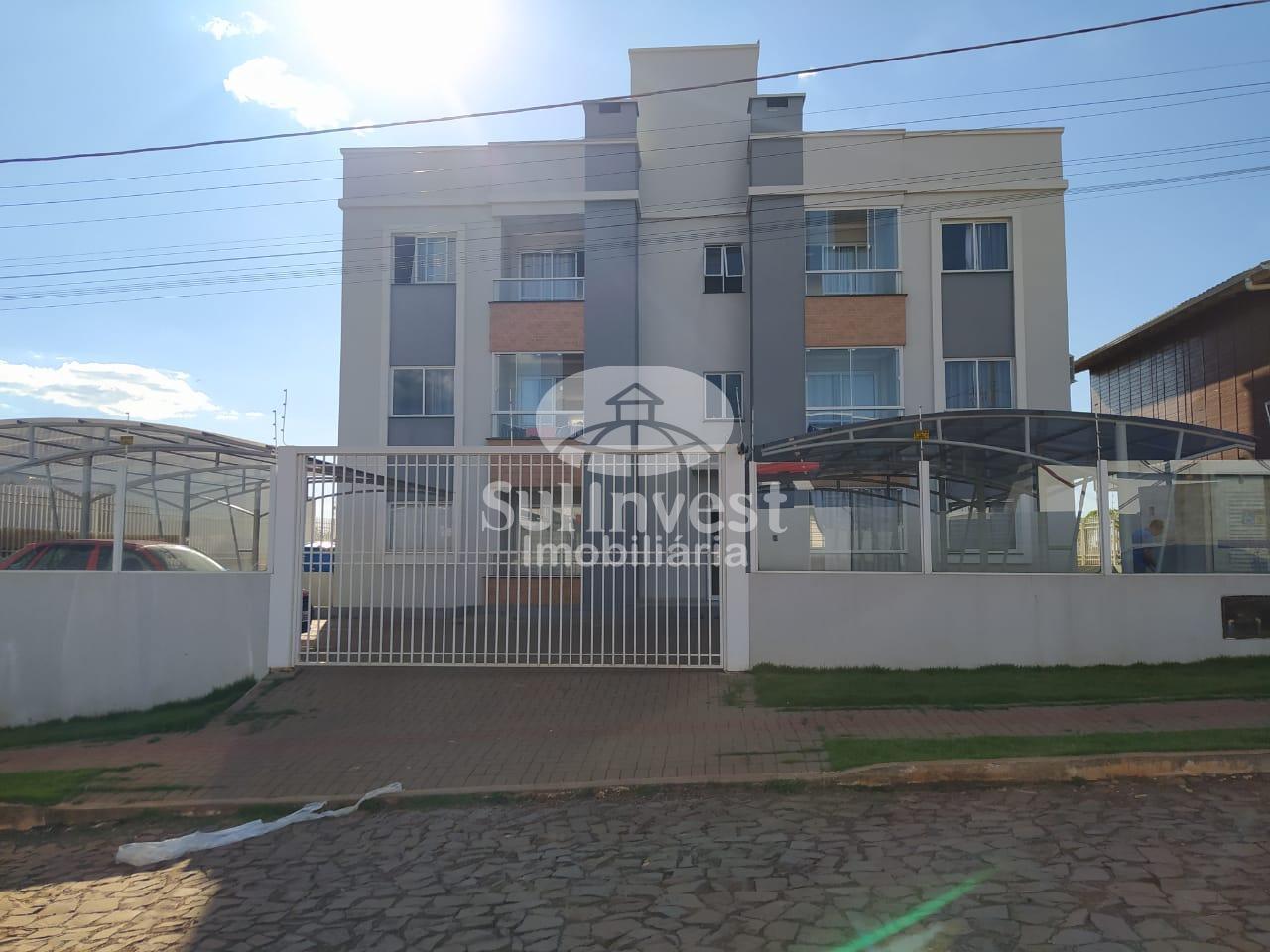Apartamento à venda com dois dormitórios, no Bairro Santo Antonio Chapecó.