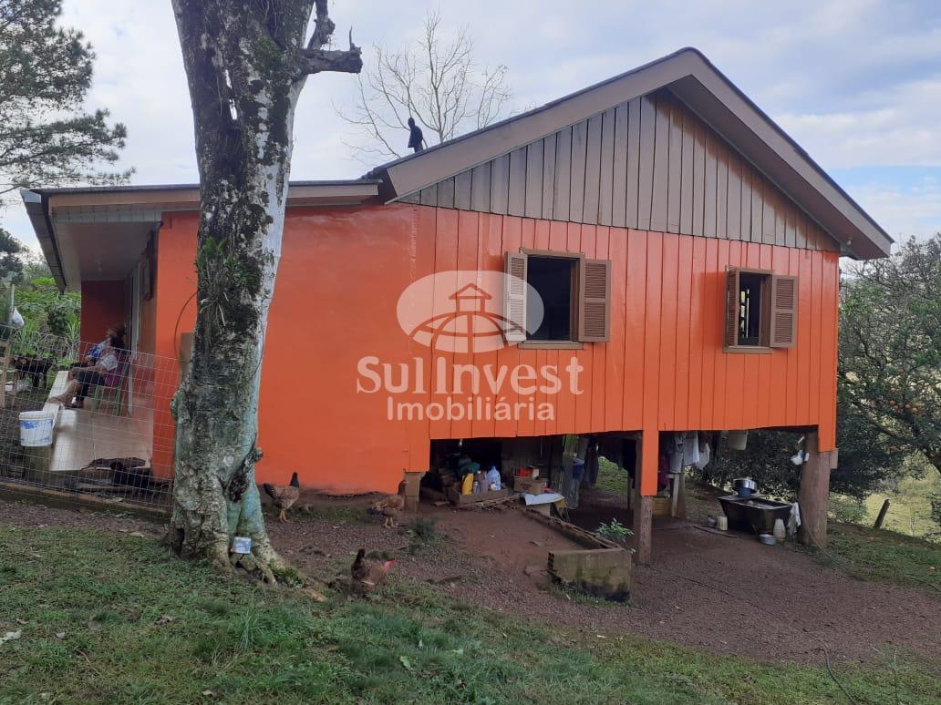 Vende área rural em Linha Aurora - ITÁ - SC
