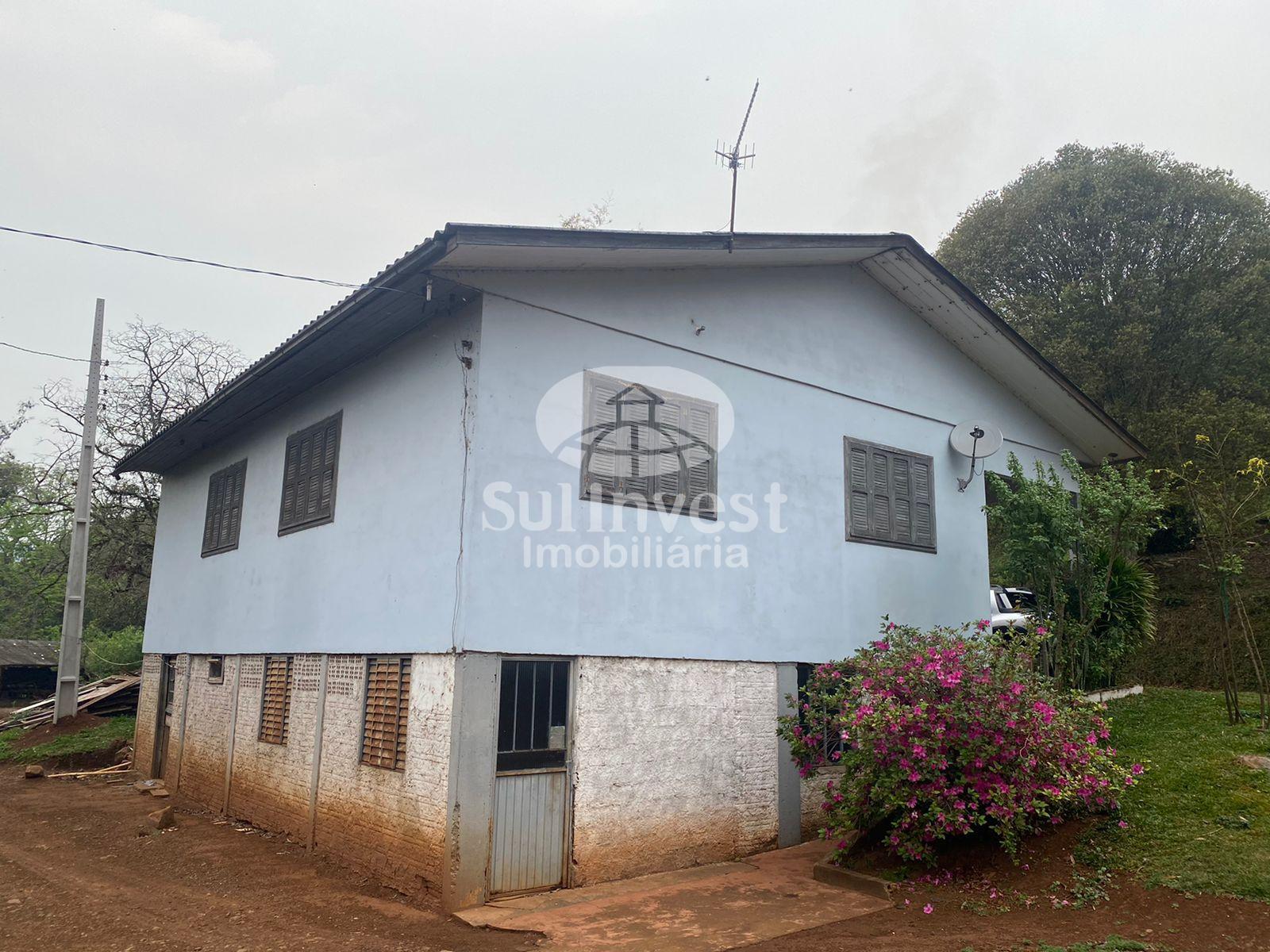 Propriedade Rural, Linha São Brás - SEARA - SC