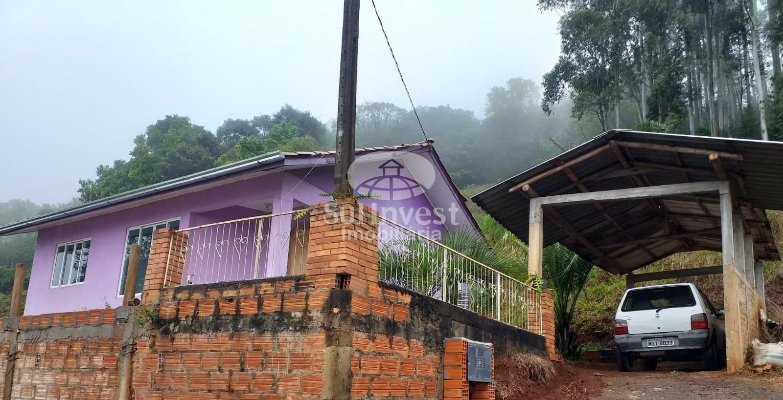 Aluga casa no bairro Bela Vista, SEARA - SC
