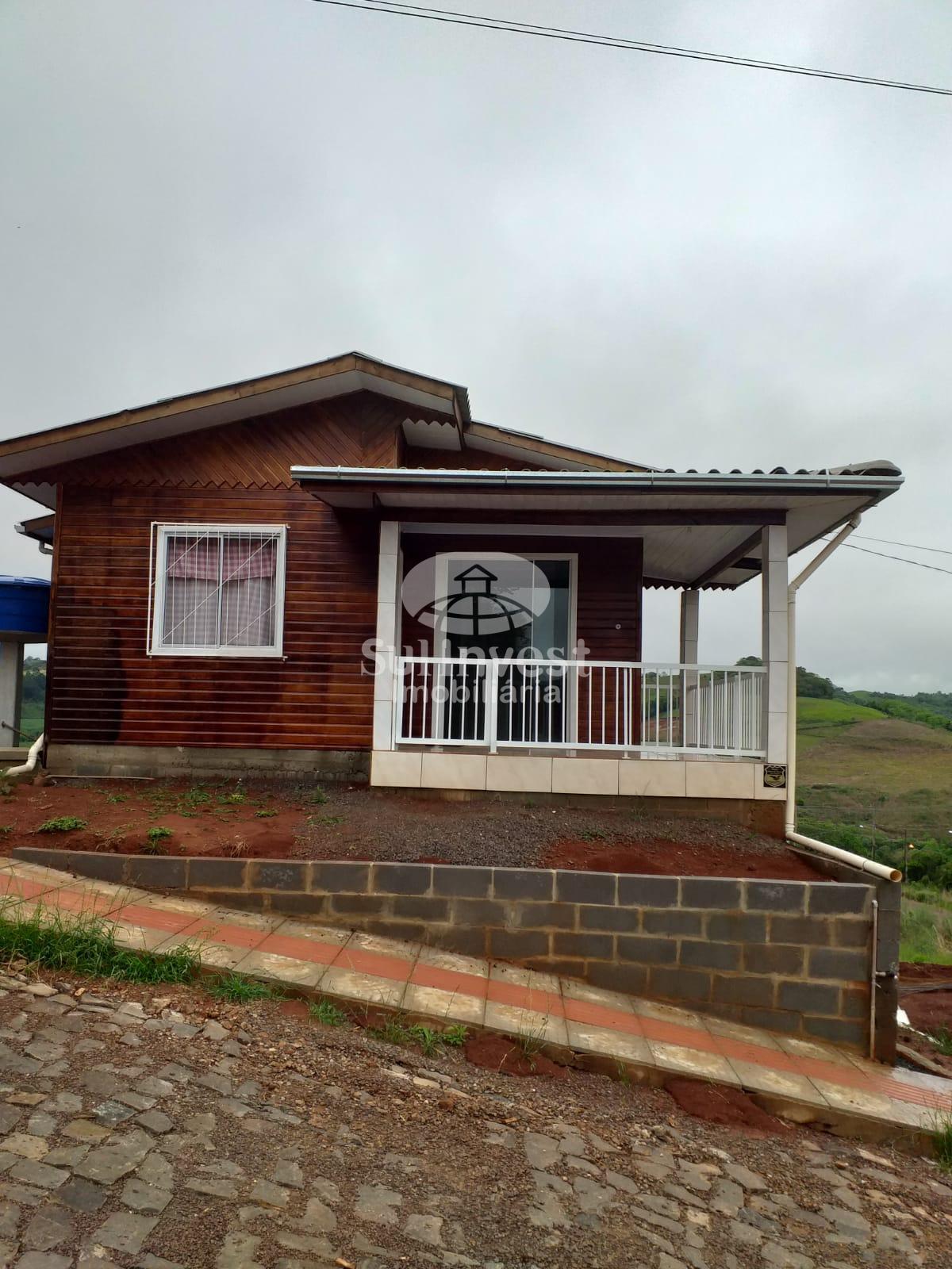 Aluga casa no Bairro Garghetti - SEARA - SC