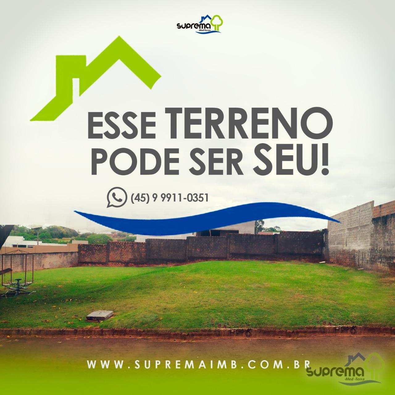TERRENO - BAIRRO ITAIPU
