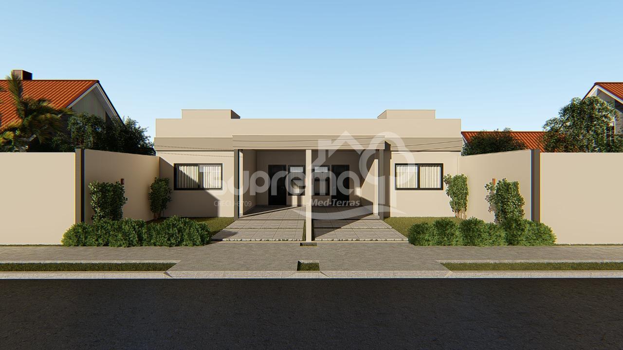 Casas geminadas - Lot. Vila Verde