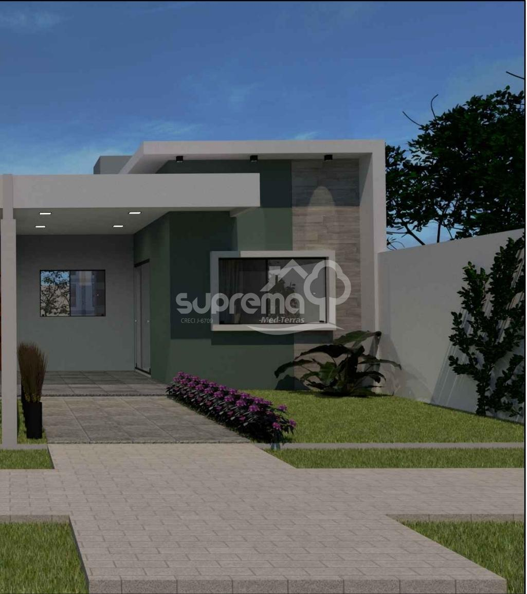 Casa geminada 02 - Lot. Vila Verde