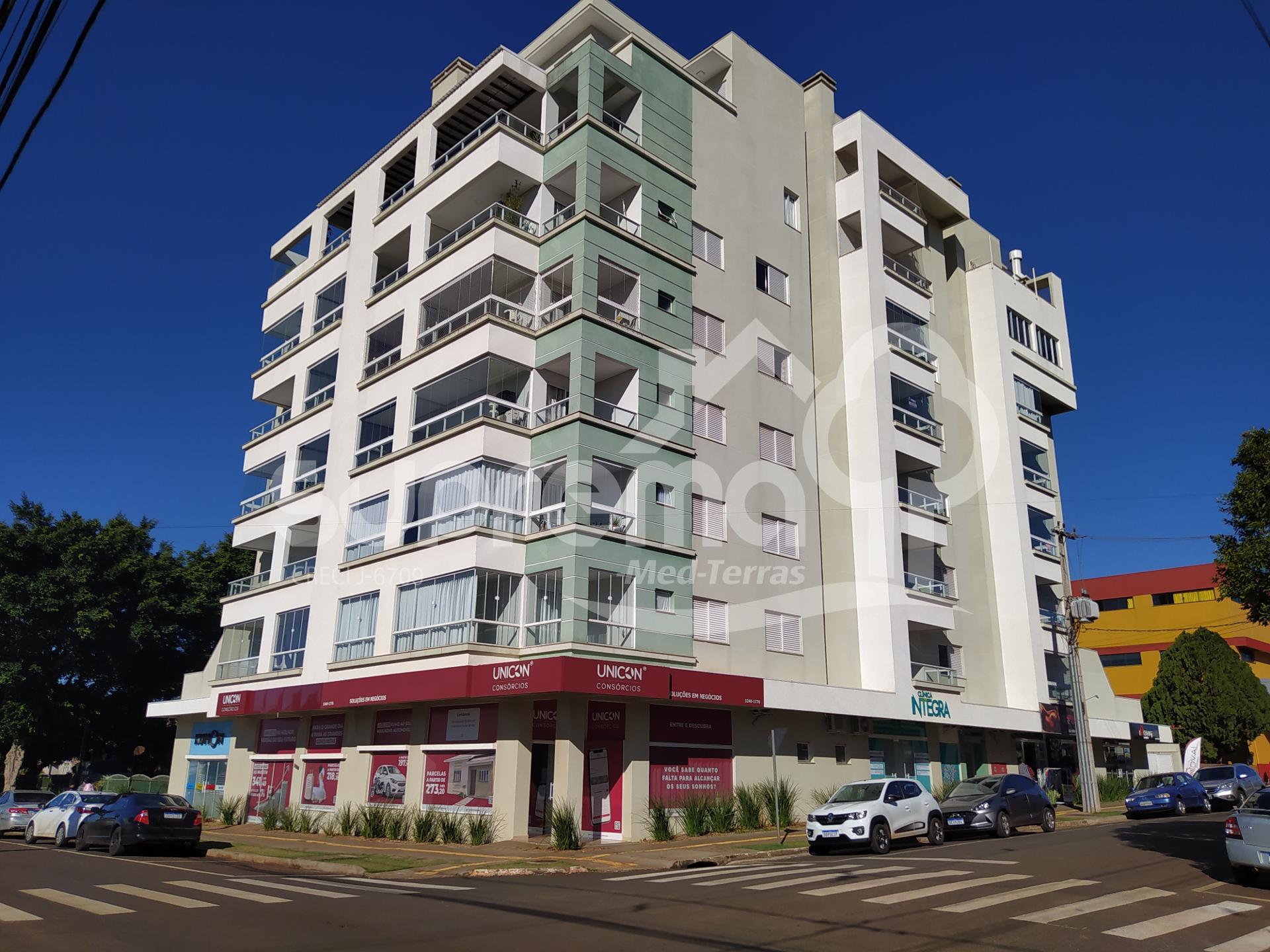 Apartamento - Rua Ceará.