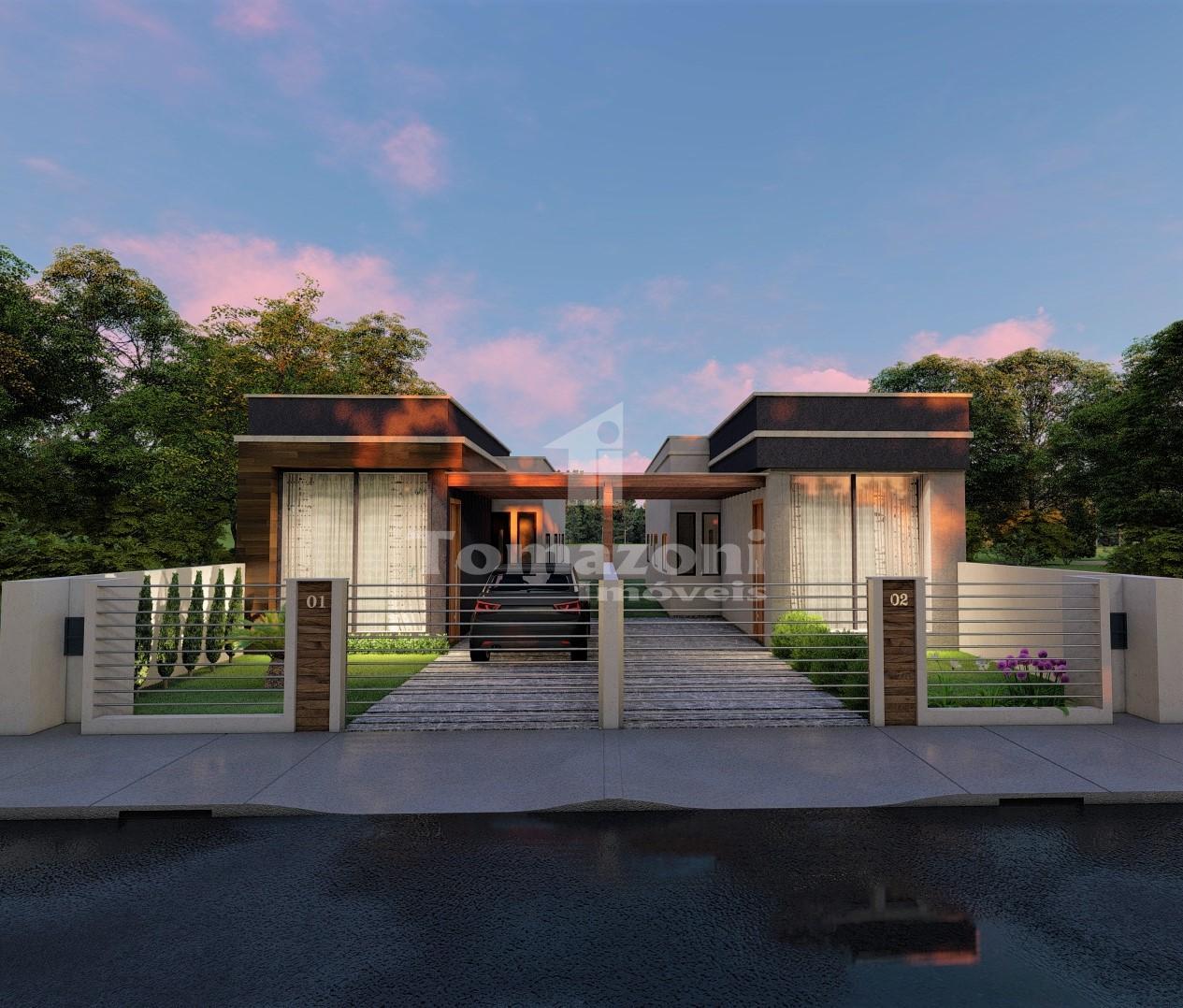 Lançamento de casa à venda, FRANCISCO BELTRAO - PR