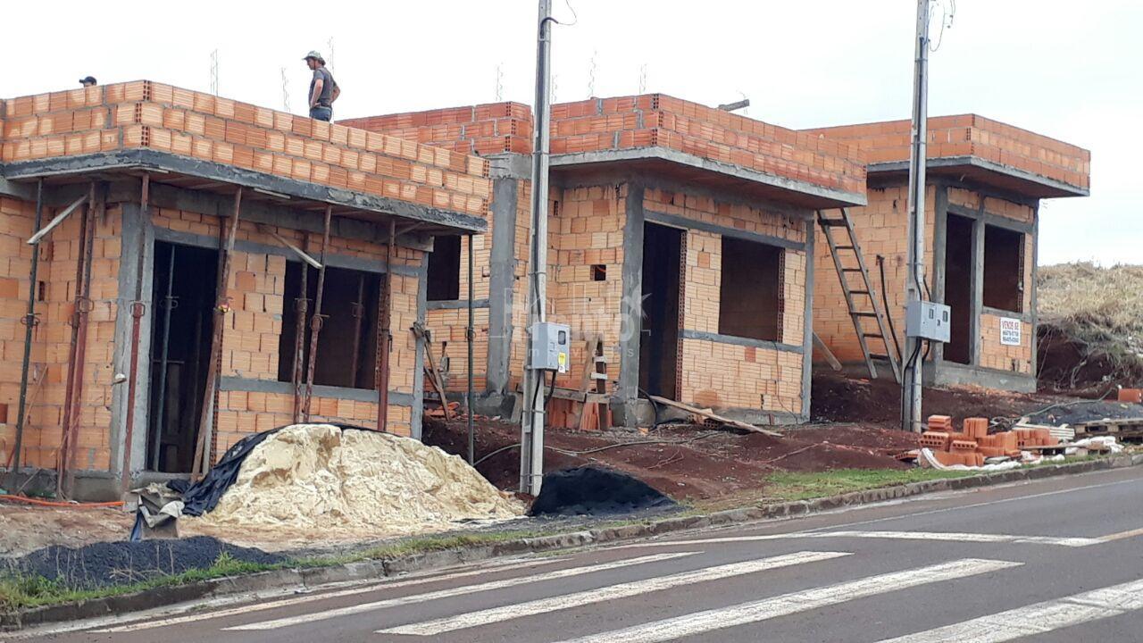 CASA Nº 02 EM CONSTRUÇÃO NO BAIRRO AEROPORTO - PATO BRANCO/PR