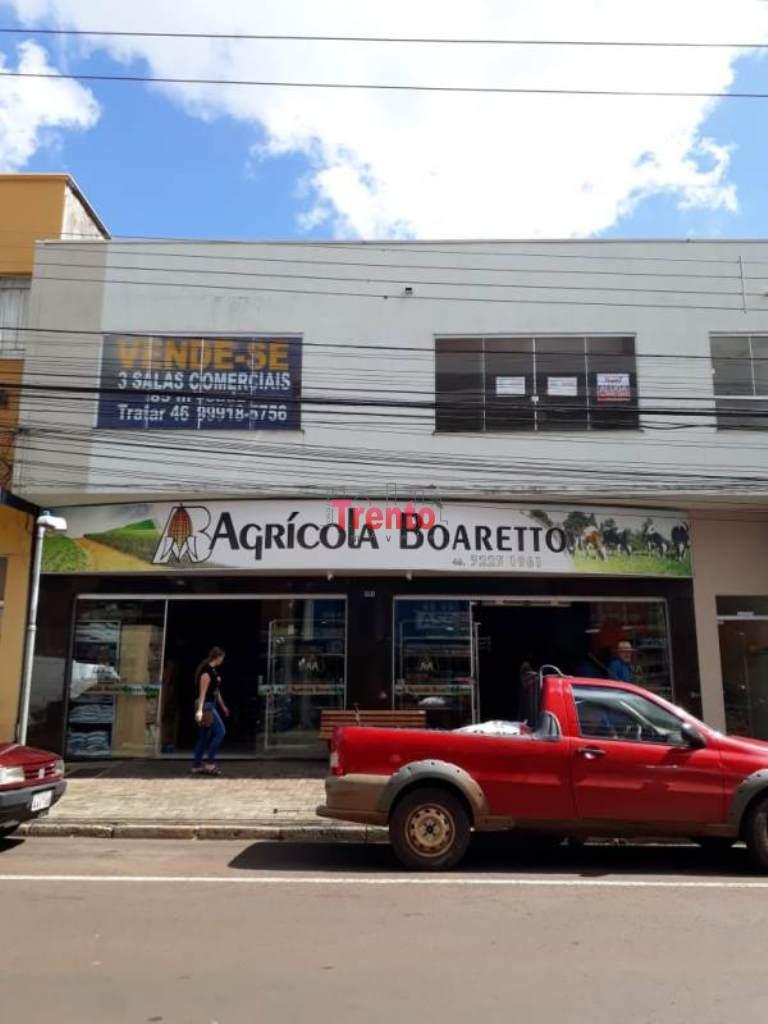 SALA COMERCIAL NA RUA GUARANI - PATO BRANCO/PR