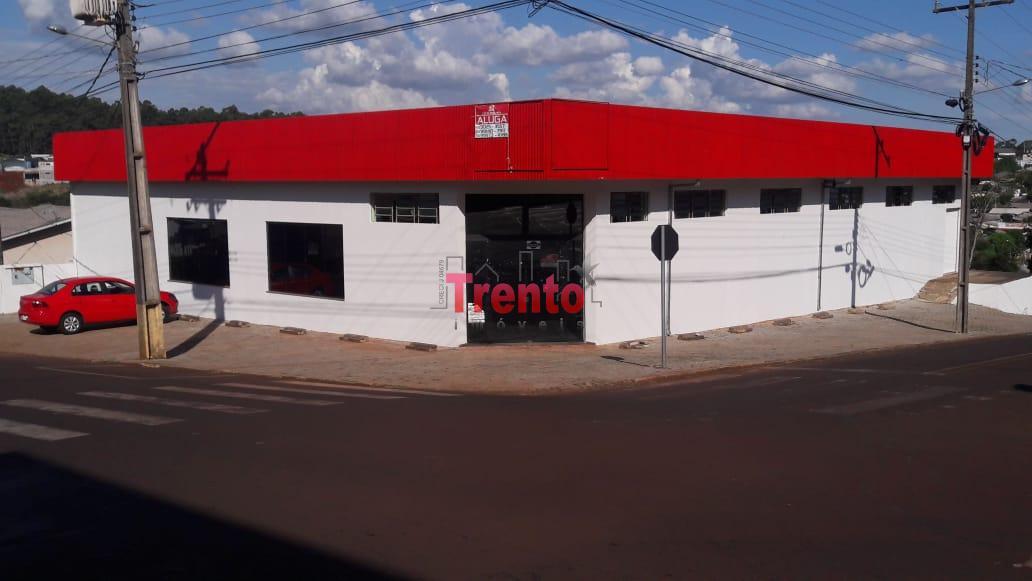 BARRACÃO BAIRRO PLANALTO I - PATO BRANCO/PR