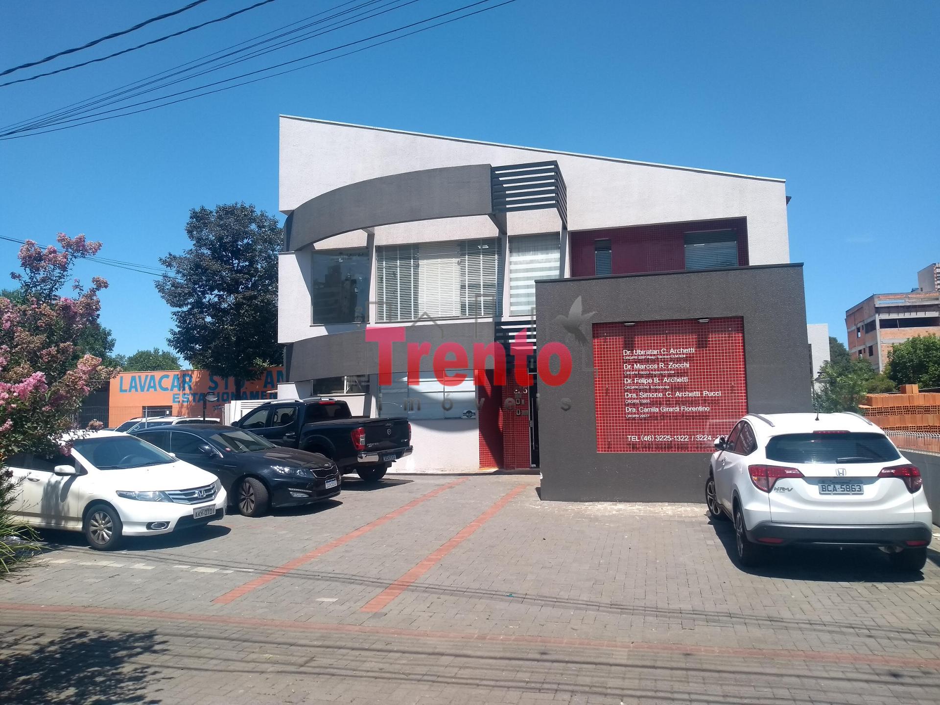 PRÉDIO COMERCIAL - CENTRO DE PATO BRANCO - PR. - PATO BRANCO/PR
