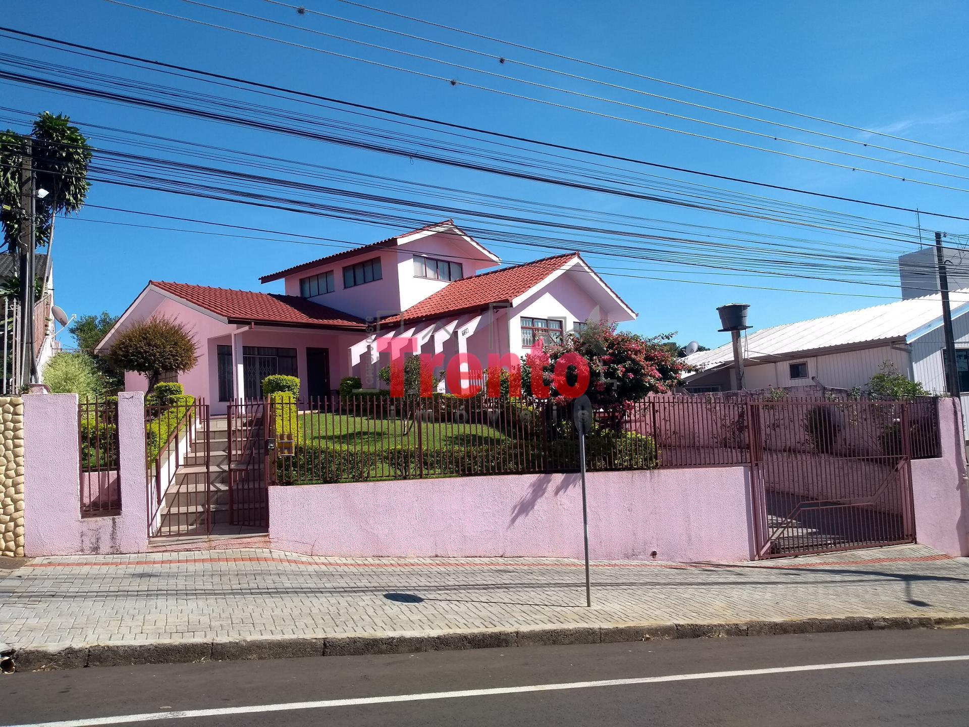 CASA BAIRRO JARDIM DAS AMÉRICAS - PATO BRANCO/PR