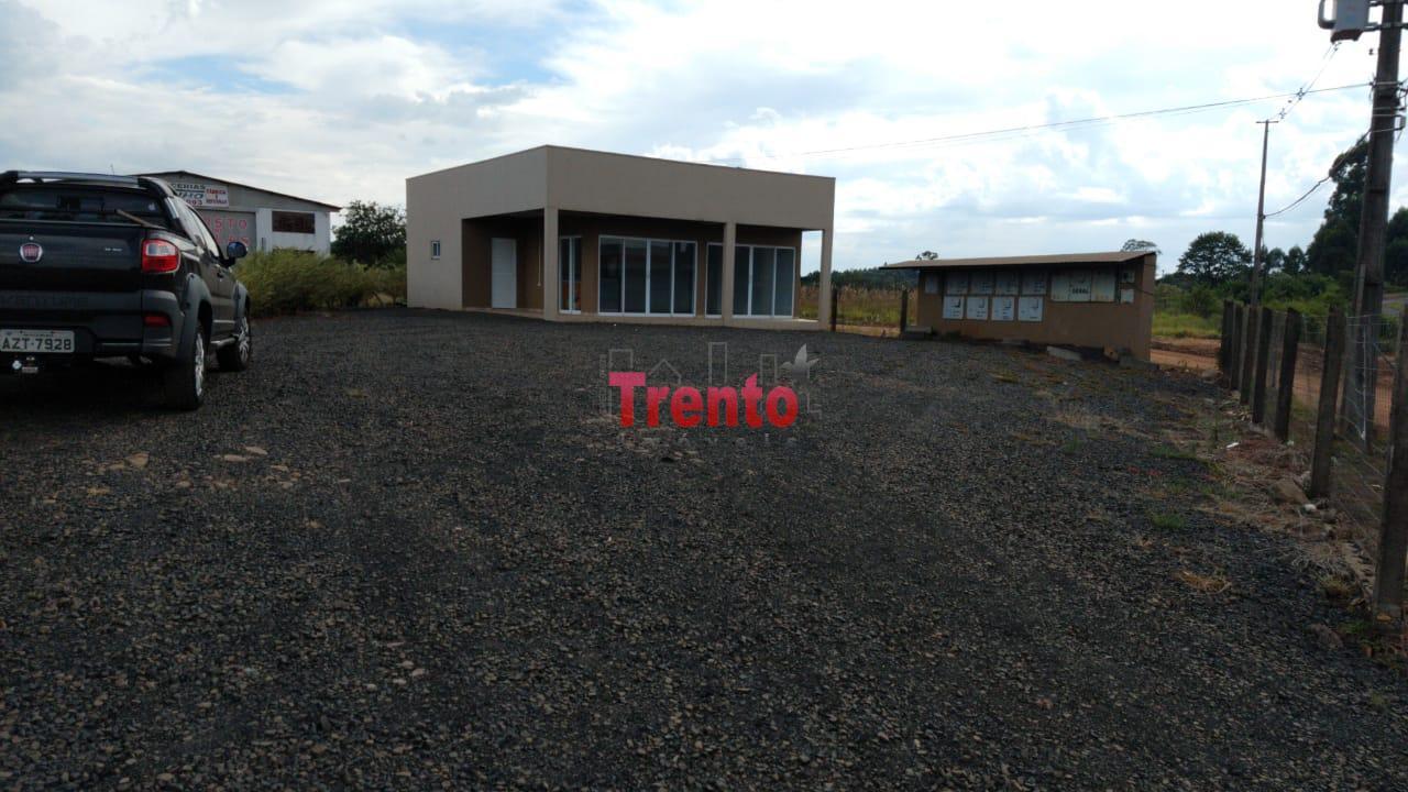 SALA COMERCIAL NA BR 280 - EM FRENTE À PLATAFORMA S.A. - PATO BRANCO/PR