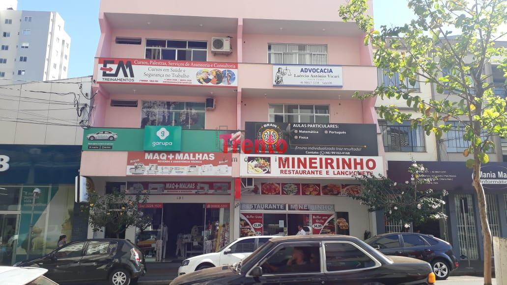 SALA COMERCIAL BAIRRO CENTRO - PATO BRANCO/PR