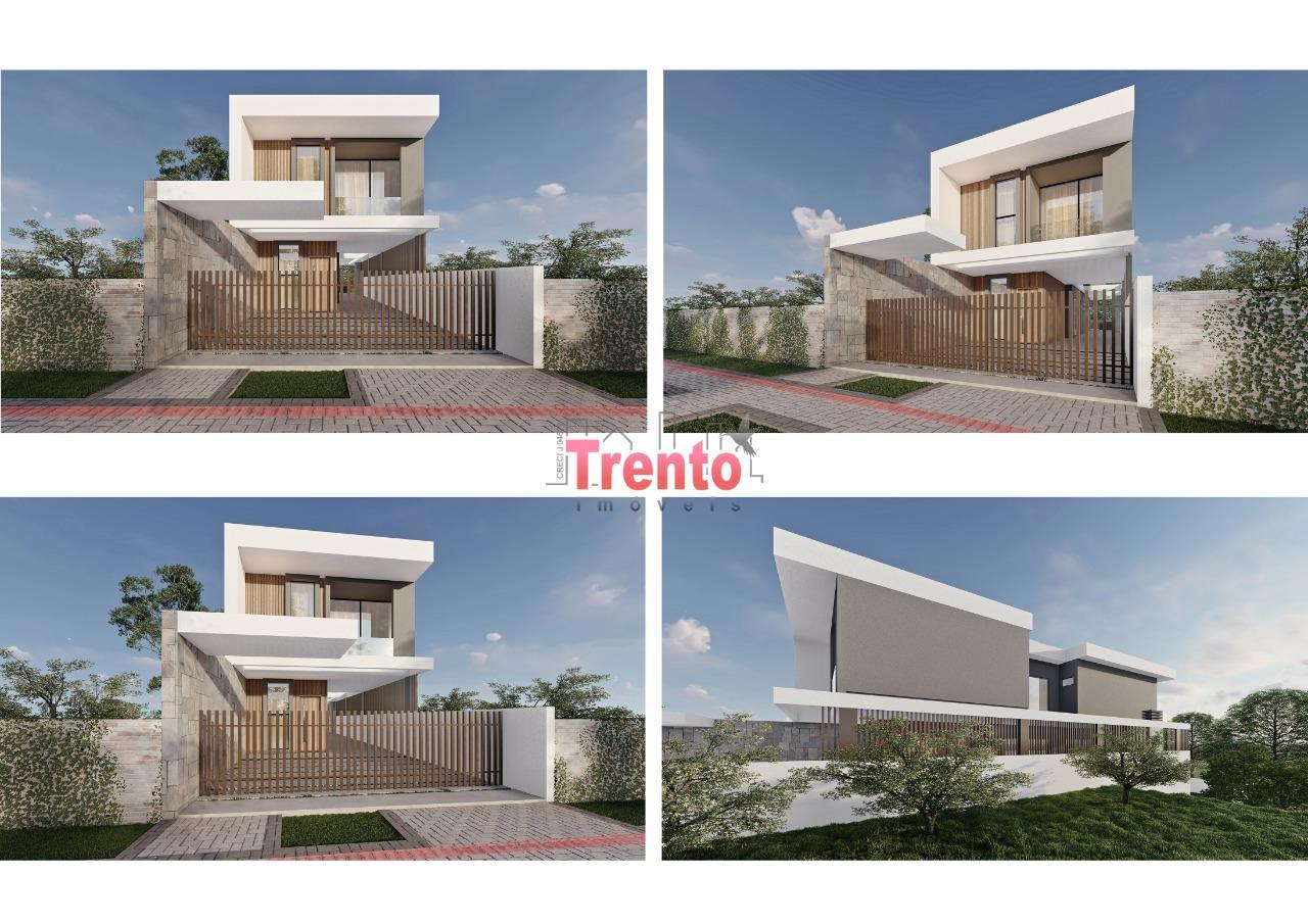 TRIPLEX DE  ALTO PADRÃO CONSTRUTIVO - BAIRRO FRARON - PATO BRANCO - PR. - PATO BRANCO/PR
