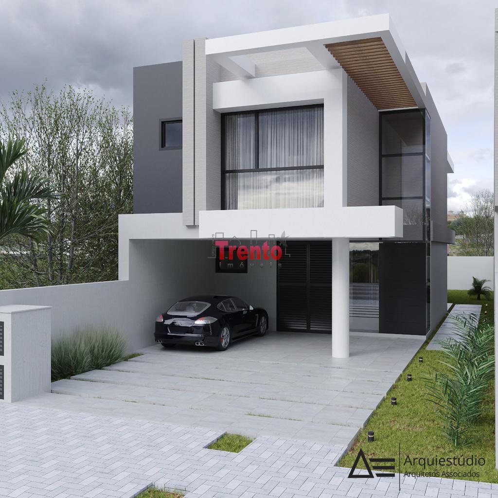 SOBRADO Nº 01 DE ALTO PADRÃO EM CONSTRUÇÃO - BAIRRO - LA SALLE - PATO BRANCO/PR