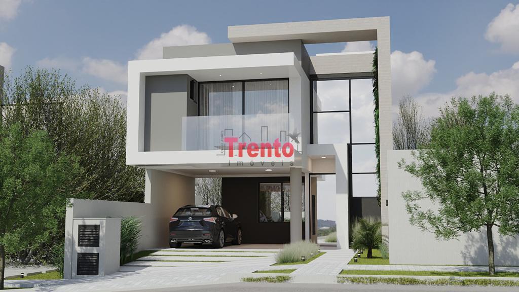 SOBRADO Nº 02 DE ALTO PADRÃO EM CONSTRUÇÃO - BAIRRO - LA SALLE, PATO BRANCO - PR - PATO BRANCO/PR