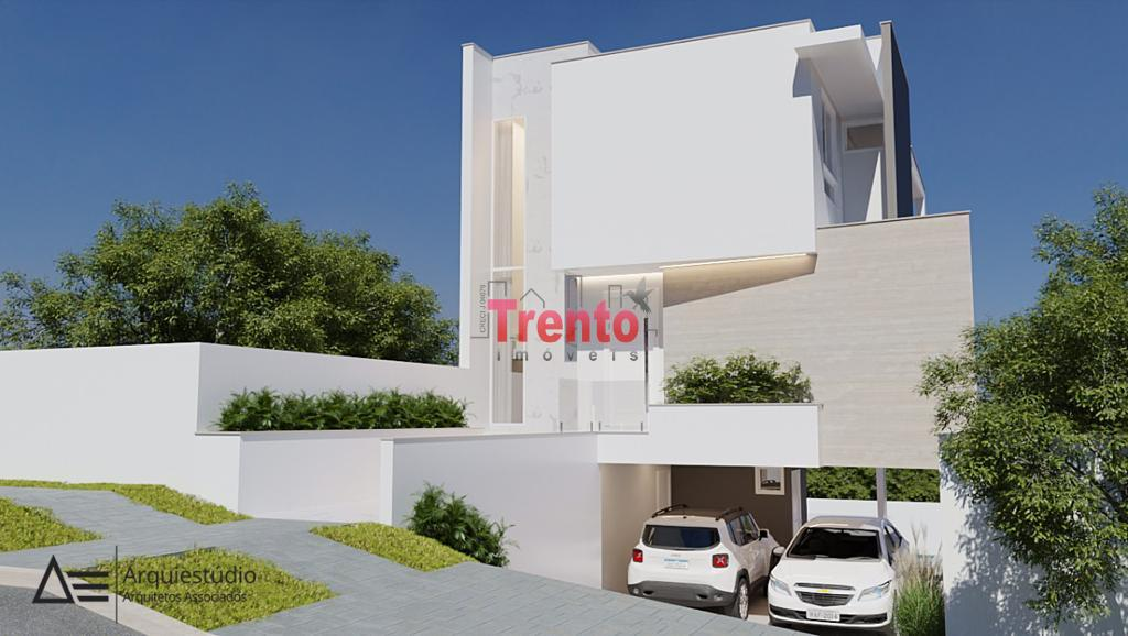 TRIPLEX Nº 01 DE ALTO PADRÃO EM CONSTRUÇÃO - BAIRRO - LA SALLE, PATO BRANCO - PR - PATO BRANCO/PR