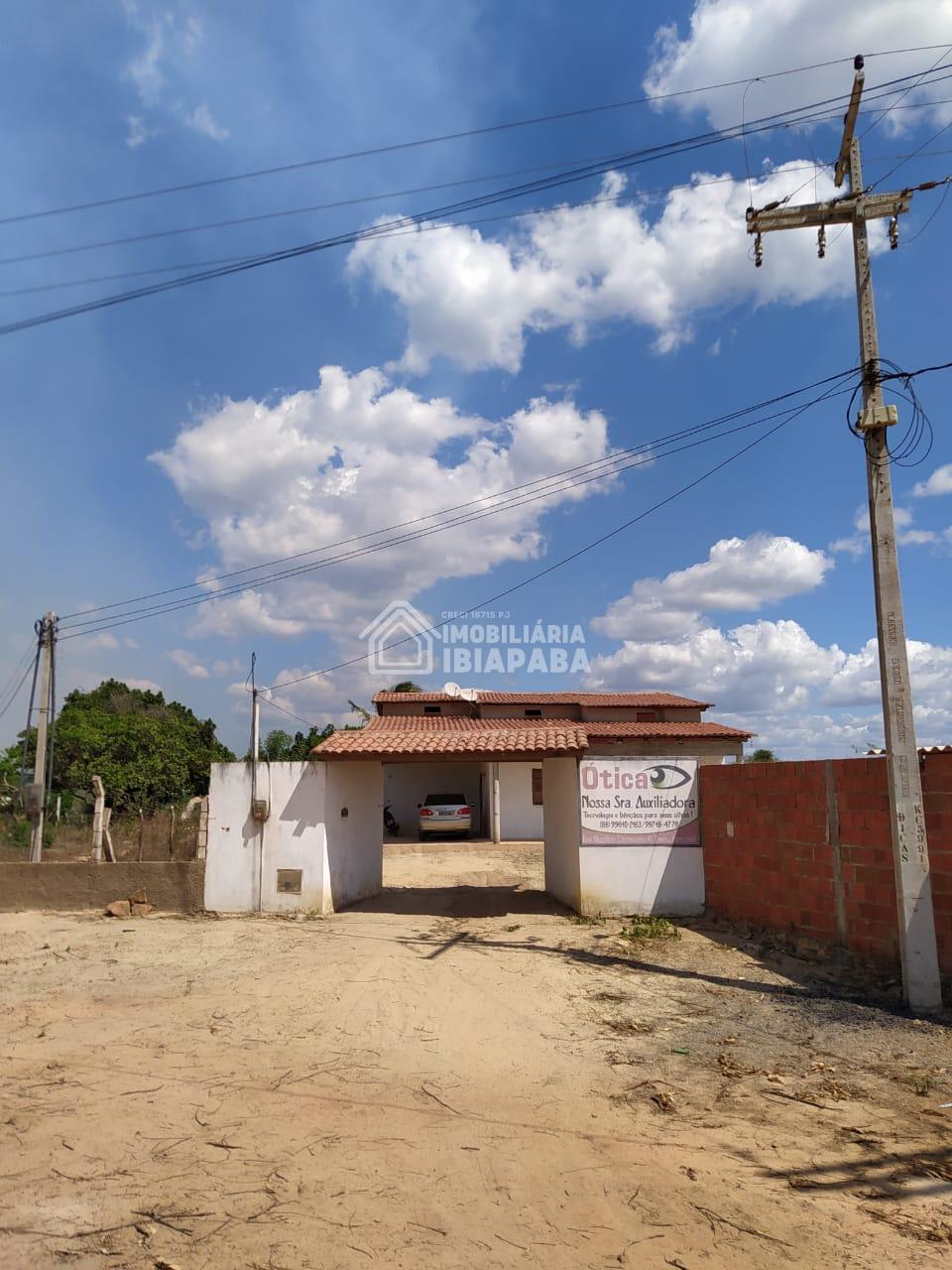VENDO SÍTIO NA CACHOEIRA DO NORTE, CARNAUBAL - CE