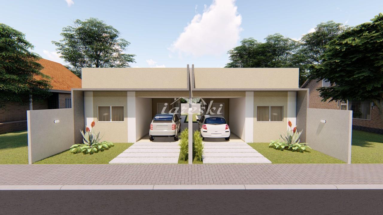 Casa com 2 dormitórios à venda, Jardim Ipê II em Foz do Iguaçu/PR